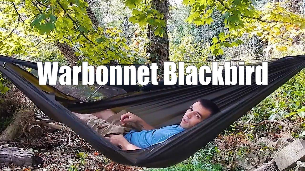 warbon  blackbird hammock review warbon  blackbird hammock review   youtube  rh   youtube