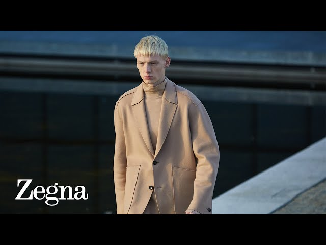 Ermenegildo Zegna XXX Winter 2021 - Highlights from THE (RE)SET