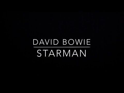 David Bowie - Starman Lyrics