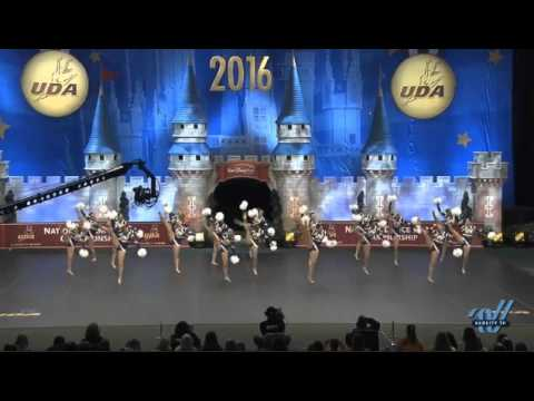 2016 UDA NDTC Lake Forest HS