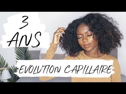 EVOLUTION CAPILLAIRE + CONSEILS (J'avais La Tête Rasé!)