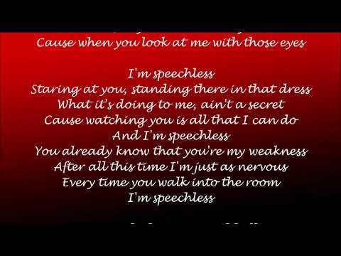 Lagu Video Speechless - Dan + Shay Lyrics Terbaru