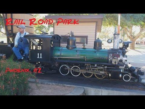 Railroad Park - Phoenix , AZ