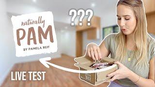 LOHNEN sich FOOD Produkte von PAMELA REIF? Unboxing + Taste Test