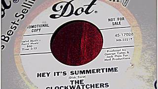 THE CLOCKWATCHERS - HEY IT