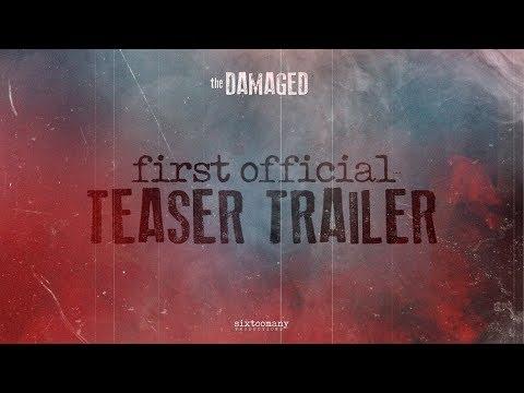 damaged movie trailer