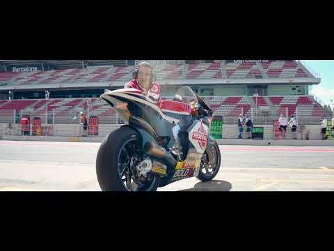 Moto2 Barcelona Test