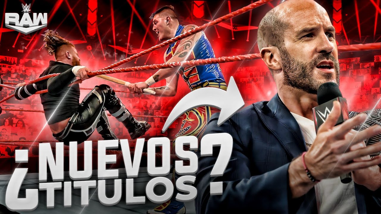 Download WWE RAW 7 Septiembre 2020 REVIEW 🔥