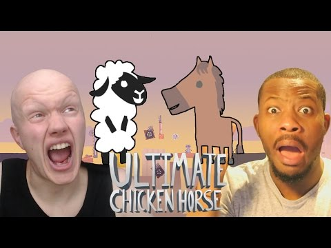 A Close Shave - Ultimate Chicken Horse