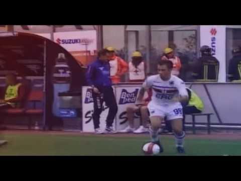 Antonio Cassano - The Crazy Genius