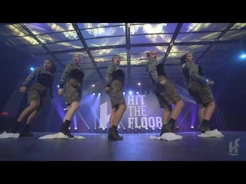 ReQuest - Hit The Floor Lévis 2017 Guest Performance   CLEAN MIX