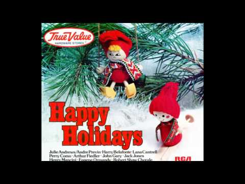 Arthur Fiedler & The Boston Pops - Santa Claus Is Comin