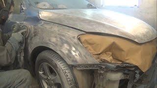 переделка авто после неудачного ремонта. Часть вторая.(, 2016-04-07T15:24:24.000Z)