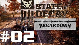 Let's Play State of Decay Breakdown #02 - Fire Sale [GERMAN / HD]