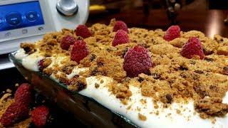 Windbeutel Himbeer Dessert  Thermomix® TM5