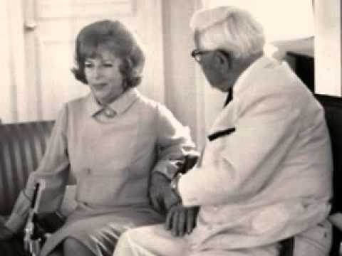 Agnes Moorehead with friends - A Lullaby for Eden