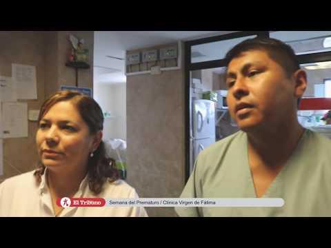 Semana del Prematuro en la Clínica Virgen de Fátima