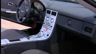 2008 Chrysler Crossfire Test Drive