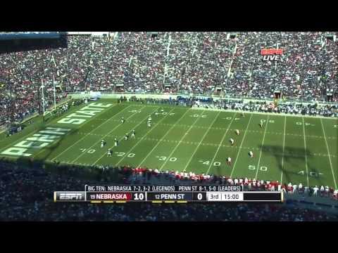 2011 - Nebraska at Penn State