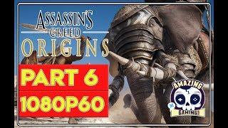ASSASSIN'S CREED ORIGINS - Gameplay Walkthrough #6(No Commentary!)