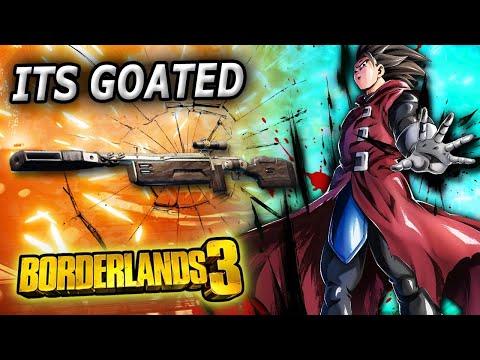 So Goated.. Mashervoyance Borderlands 3 (lvl 72 Mashervoyance) |