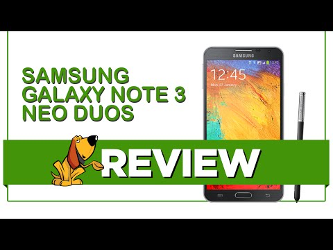 Samsung Galaxy Note 3 Neo Duos - Review