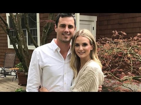 All The Signs Bachelor Couple Ben Higgins And Lauren Bushnell Were Going To Split