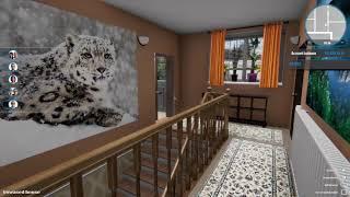 House Flipper.Auction Re-build  unwaced house