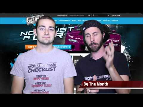 Just Car Insurance - Why insure with JCI? Mighty Car Mods explain