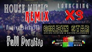 Download Lagu GoldenStar / X9 Ent ( Full Durasi REMIX ) Anyversarry^5-GS & Grand Lounching X9 mp3