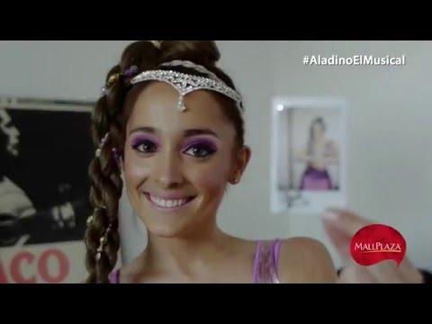 "Elenco ""Aladino El Musical"""