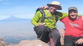 Le centre Agapê au sommet du Mexique !