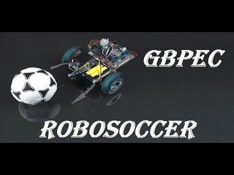 GBPEC (ROBO SOCCER:  RAMBI PART 1)