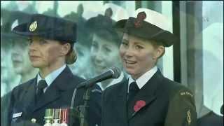 New Zealand National Anthem Rebecca Nelson Gallipoli
