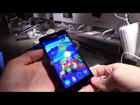 Lenovo A6000 okostelefon bemutató videó