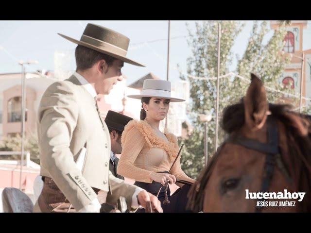 Vídeo: Feria del Valle 2016: Paseo de Caballos, Feria del Ganado, Corrida de Rejones y Kiko y Shara