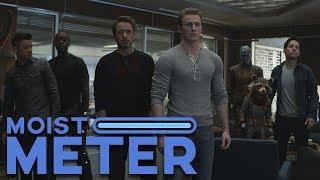 Moist Meter | Avengers: Endgame