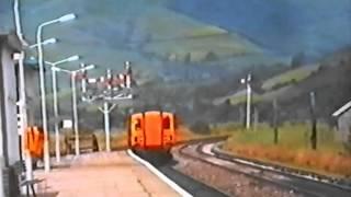 Mid Wales Diesel Multiple Units