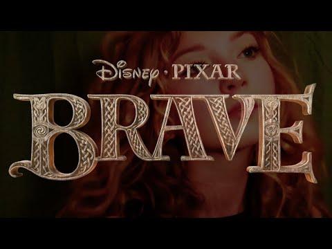 Disney Princess Merida Tutorial {hair, costume & make up} Dutch