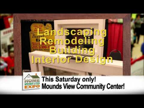 Mounds View Home Improvement Design Expo Youtube