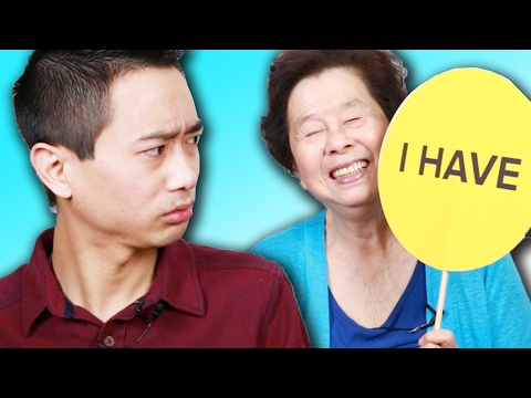Asian Parents Play 'Never Have I Ever' With Their Kids