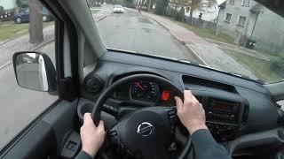 Nissan Nv200 VAN 4K POV Test Drive