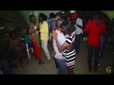 KIZOMBA DANCE BY Kizomba Fusion from Ghana