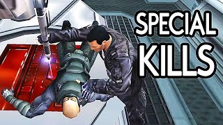 The Punisher - All Special Interrogations & Kills Compilation