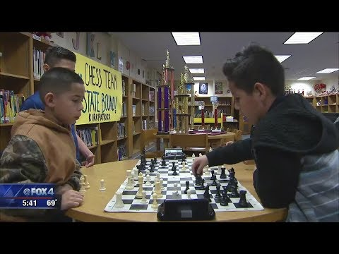Fort Worth elementary to play in state chess championship