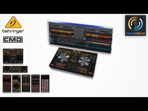DECKADANCE LE With BEHRINGER CMD Full Download Guide