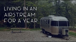 Living in an Airstream for a Year - Lessons Learned - TMWE S3 E113