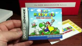 [Unboxing #27] Super Mario World: Super Mario Advance 2 (Nintendo GBA)