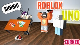 ROBLOX UNO FUNNY MOMENTS! PART 1!