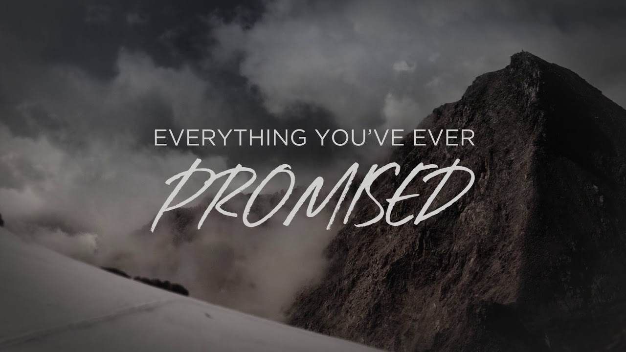 You Promised (Lyric Video) - Corey Voss [ Official ]